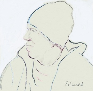 Click image to go to the Edward image on the Thousand Sketches site