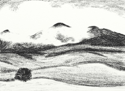 Click image to go to the Mist image on the Thousand Sketches site