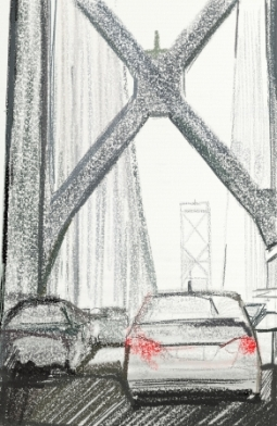 Click to go to larger Bay Bridge image
